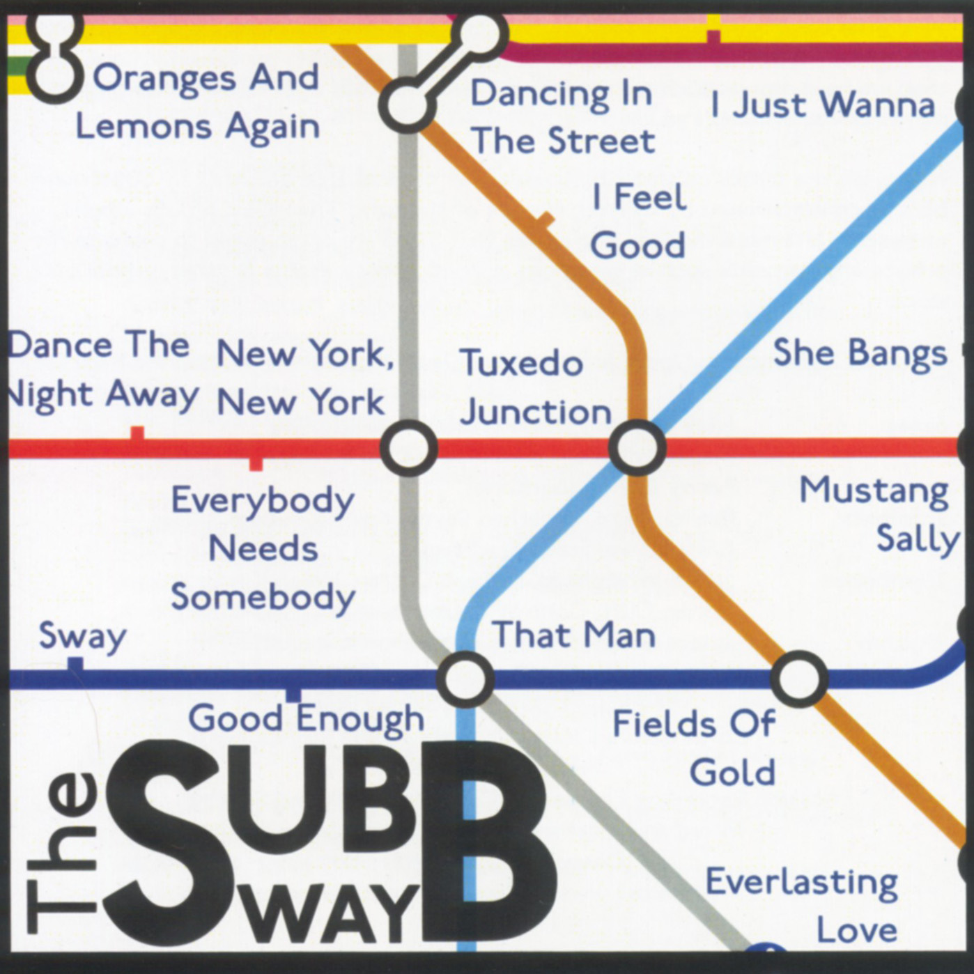 SUBB Album 3 - The SUBB Way