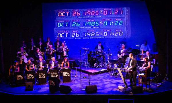 Back to the Future with Swing Unlimited Big Band