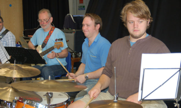Recording 2009 - Rhythm