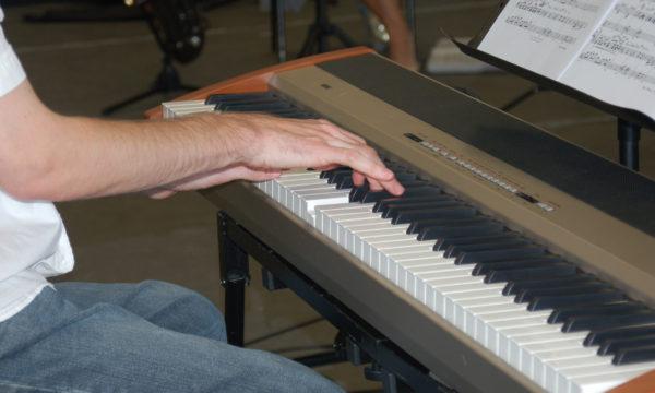 Recording 2009 - keys